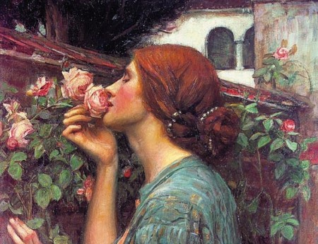 John-William-Waterhouse-My-Sweet-Rose